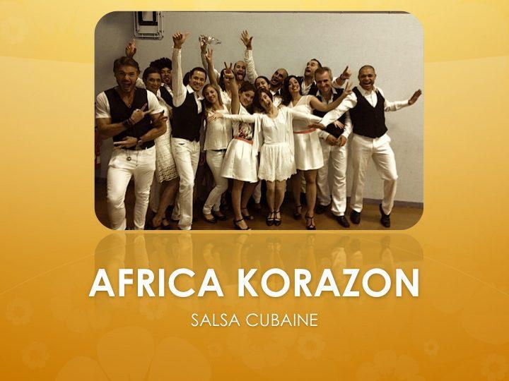 AFRICA KORAZON